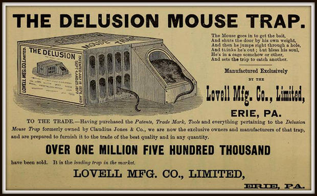 The-Delusion-Mouse-Trap