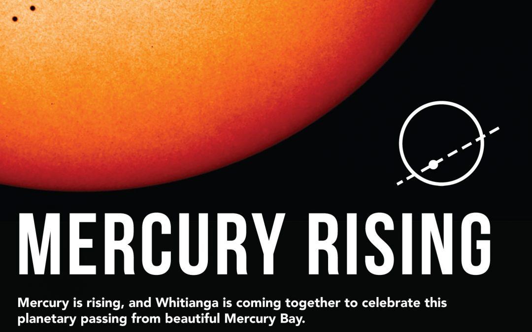 Te Mahutatanga o Takero – Mercury Rising